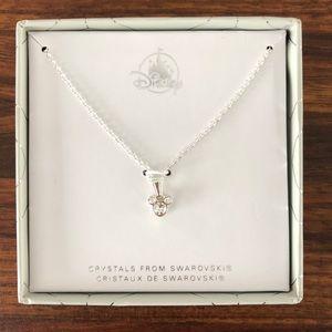 Disney charm necklace